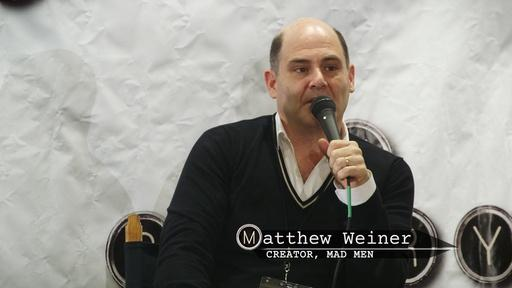 Mad Men: A Conversation With Matthew Weiner Video Thumbnail