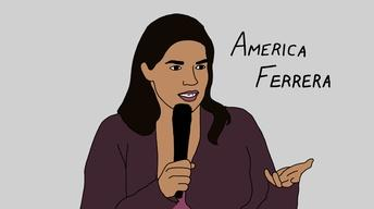 America Ferrera on the Storyteller's Responsibility