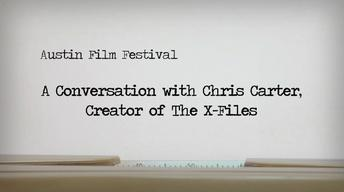 A Conversation With Chris Carter, Creator Of The X-Files