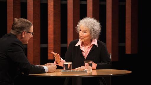 Margaret Atwood Video Thumbnail