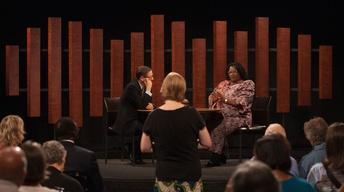 Joyce Banda Q & A