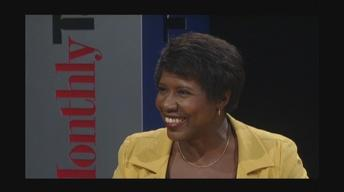 Broadcast Journalist Gwen Ifill (2010)