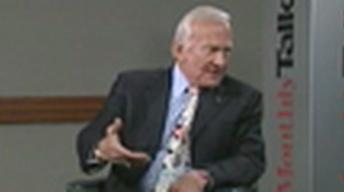 Astronaut Buzz Aldrin - Q&A Session