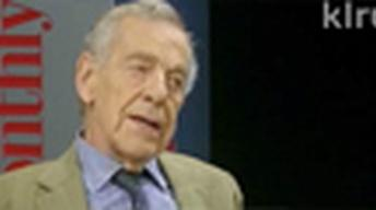 60 Minutes Correspondent Morley Safer - Q and A Session