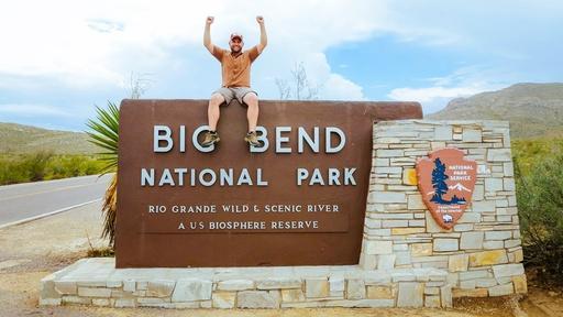 Big Bend National Park Video Thumbnail