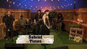 """Sabriel Sings """"Times"""""""