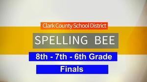 2017 CCSD Spelling Bee Finals