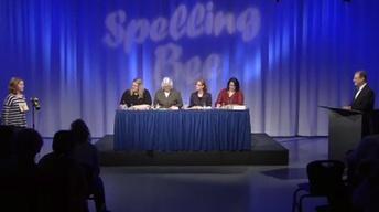 CCSD 2012/2013 Spelling Bee Finals