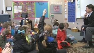 Year-Round Schools, Inspire Gala, Nevada Reading Week