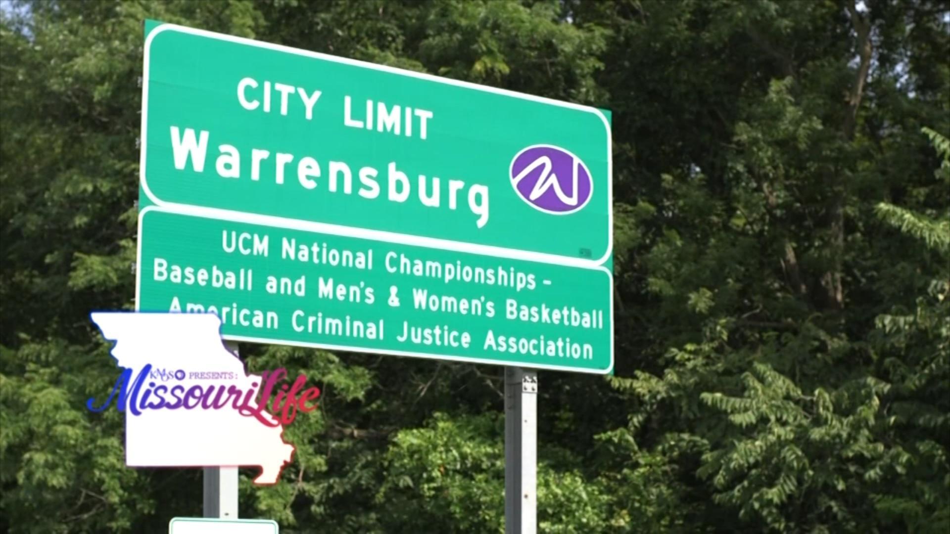 KMOS Presents Missouri Life Warrensburg