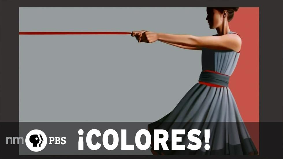 ¡COLORES! February 13, 2015  image