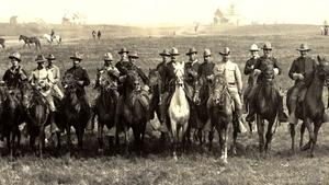 Rough Riders in New Mexico