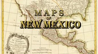 Maps of New Mexico
