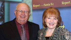 Rep. Don Tripp (R) and Senator Mary Kay Papen (D)