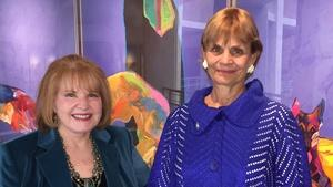 """Anne Hillerman, author of """"Rock With Wings"""""""