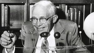 Dr. Clyde Tombaugh, discoverer of Pluto