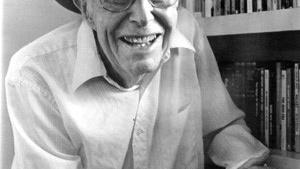 Honoring famed New Mexico author Jack Williamson