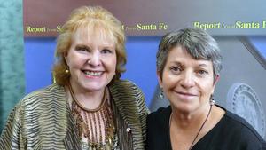 Santa Fe City Historian Ana Pacheco
