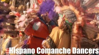 Hispano Comanche Dancers
