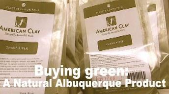 Buying green: A Natural Albuquerque Product