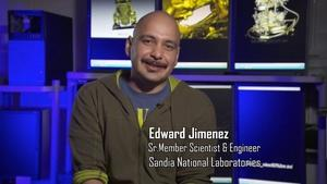 Edward Jimenez, Sr. Member Scientist & Engineer