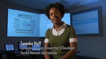 Tameka Huff