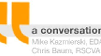 A Conversation: Mike Kazmierski and Chris Baum