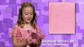Writers Contest 2012: Josephine