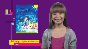PBS KIDS Writers Contest 2016: Brittany