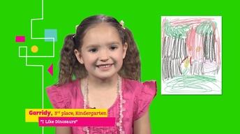 PBS KIDS Writers Contest 2016: Garridy