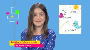 PBS KIDS Writers Contest 2016: Calista