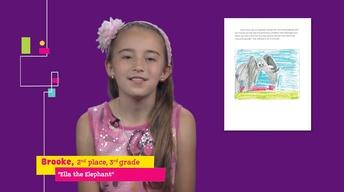 PBS KIDS Writers Contest 2016: Brooke