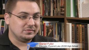 STEM: Daniel Fuller