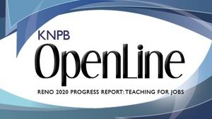 Reno 2020 Progress Report: Teaching for Jobs