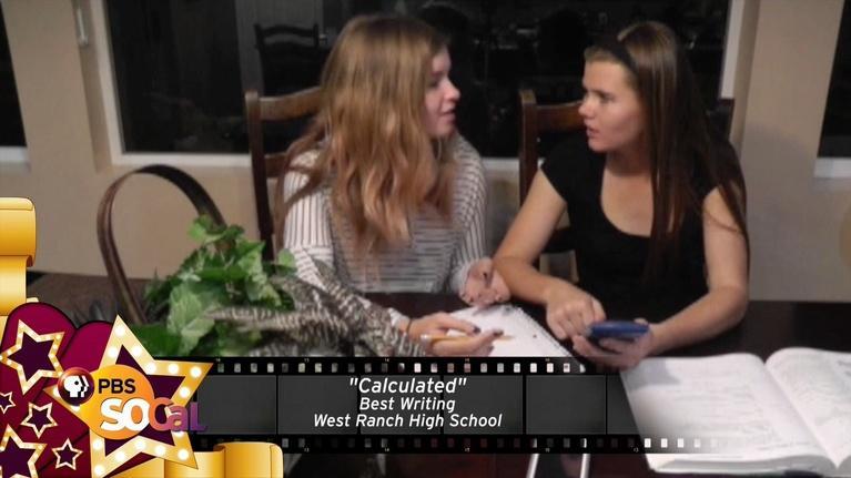 California Student Media Festival: Calculated