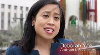 Deborah Yao Assistant U.S. Attorney