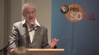 Simon Schama - PBS SoCaL Extras