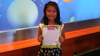 2014 PBS KIDS Writers Contest