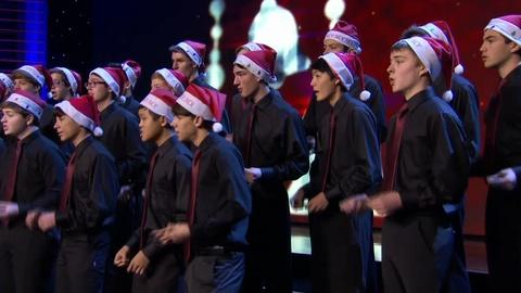 Annual L.A. County Holiday Celebration -- 55th Annual L.A. County Holiday Celebration