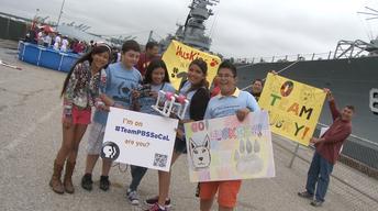 PBS SoCaL Extra's USS Iowa