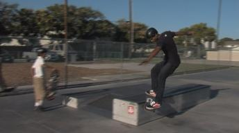 Youth Skateboard Program