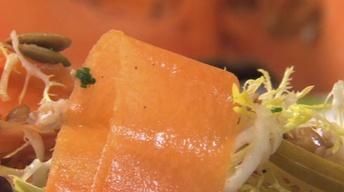 Refeshing Pumpkin Salad Recipe