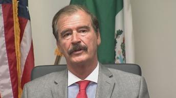 Vicente Fox's New Business Venture