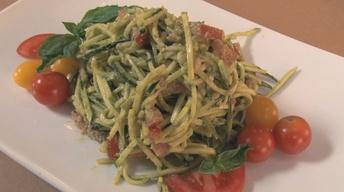 Lemon Pesto Pasta