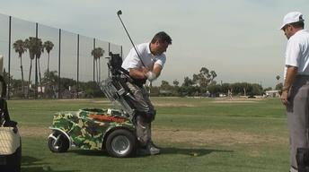 Golf for Disabled Veterans