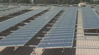Solar Panel Charge?