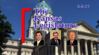 Kansas Legislature Show  2017-02-03