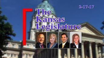 Kansas Legislature Show  2017-02-17