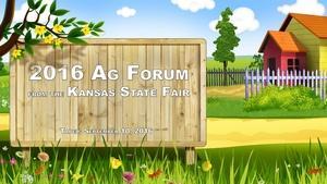 Ag Forum 09/10/2016