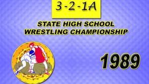 321A Wrestling 1989 Championship